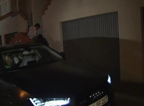 News video: Controversial Striker Luis Suarez Arrives in Barcelona