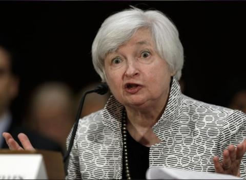 News video: The Federal Reserve Chief Just Poured Cold Water On Social Media Valuations