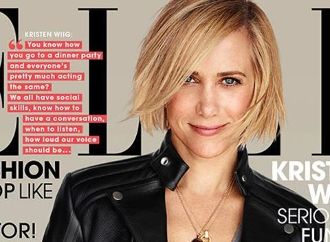 News video: Kristen Wiig Will Go Completely Nude in Upcoming Movie