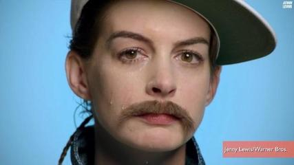 News video: Anne Hathaway and Kristen Stewart Dress As Men in New Jenny Lewis Video