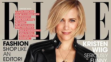 News video: Kristen Wiig Will Go Naked in Movie